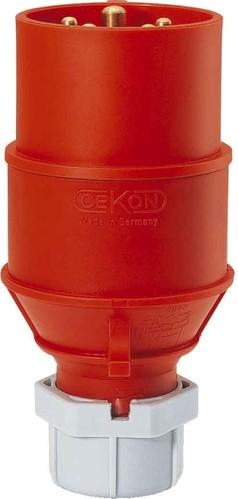 Elektra Tailfingen Cekon-Stecker CT 516/ 6H #50516