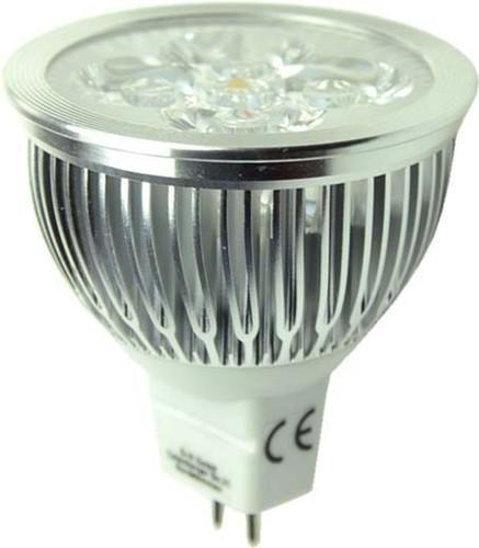 Scharnberger+Hasenbein LED-Reflektorlampe MR16 GU5,3 2850K 30° 30838