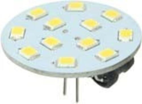 Scharnberger+Hasenbein LED-Leuchtmittel GZ4 10-30VDC4K125° 31122