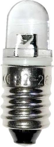 Scharnberger+Hasenbein LED-Röhrenlampe 9x26mm E10 80-260VAC/DC weiß 31315