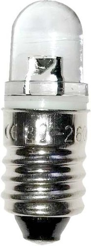 Scharnberger+Hasenbein LED-Röhrenlampe 9x26mm E10 80-260VAC/DC bl 31317