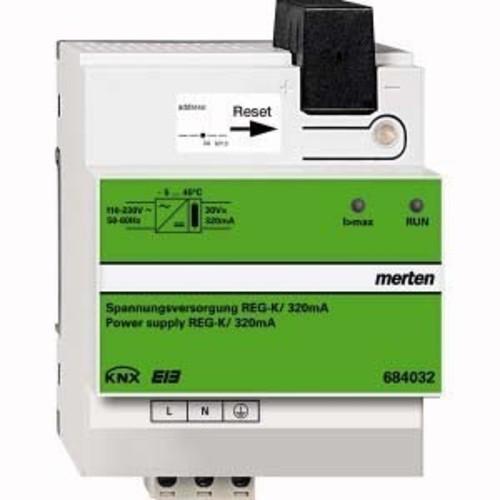 Merten KNX Spannungsversorgung REG-K/320 mA 684032