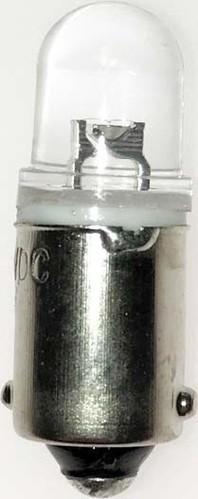 Scharnberger+Hasenbein LED-Röhrenlampe 9x26mm Ba9s 12-30VAC/DC weiß 31603
