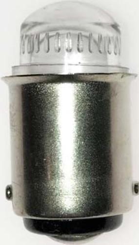 Scharnberger+Hasenbein LED-Röhrenlampe 14x30mm Ba15d 12-30VAC/DC weiß 31621