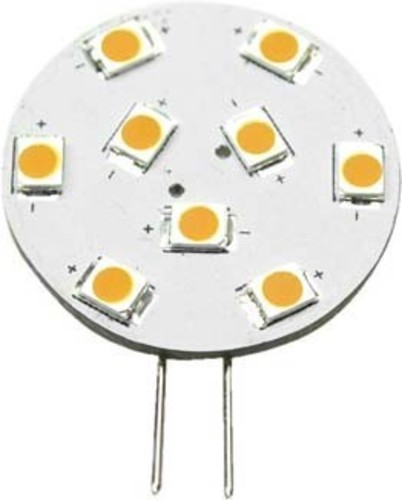 Scharnberger+Hasenbein LED-Leuchtmittel G4 10-30VDC2900K125° 35013
