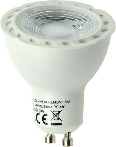 Scharnberger+Hasenbein LED-Reflektorlampe PAR16 GU10 100-240VAC/DC 35047
