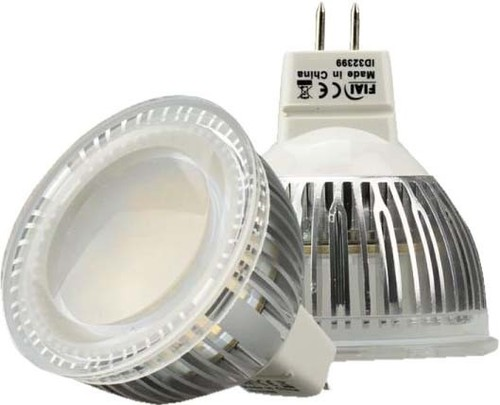 Scharnberger+Hasenbein LED-Reflektorlampe MR16 GU5,3 12VAC/DC4K120° 36397