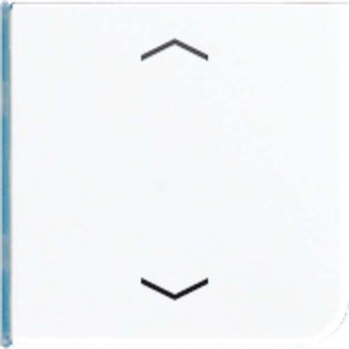 Jung Taste 4-fach alpinweiß Symbol Auf/Ab CD 404 TSAP WW 14