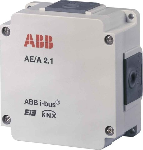 ABB Stotz S&J Analogeingang 2-fach, AP AE/A2.1