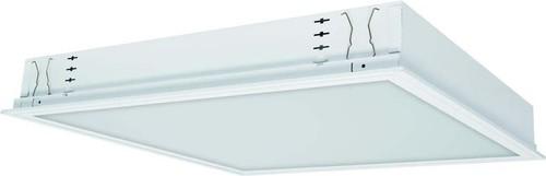Ridi-Leuchten LED-Einbauleuchte DALI f.Ridi Tube EBRE9-R1X120/25DA-OS