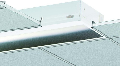 Ridi-Leuchten LED-Einbauleuchte DALI f.Ridi Tube EBWME-R1X115/30DA