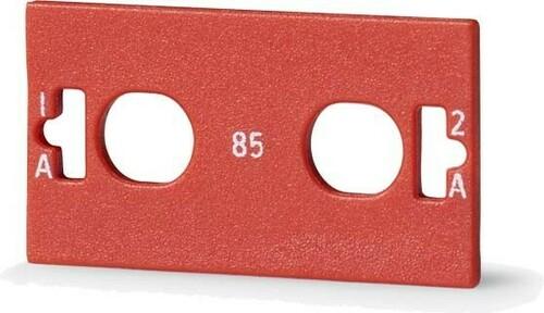 Siemens Indus.Sector Farbkennzeichnungsschilder Farbcode CC85 6ES71936CP852AC0VE10