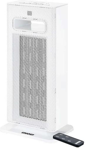 Unold Keramik-Heizlüfter Compact White,m.FB 86140 weiß