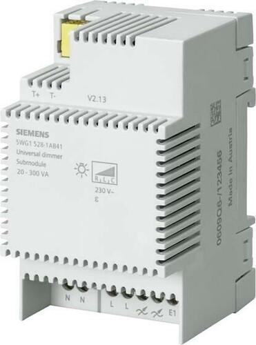 Siemens Indus.Sector Universal-Dimmer N528/41, 20-300VA 5WG1528-1AB41
