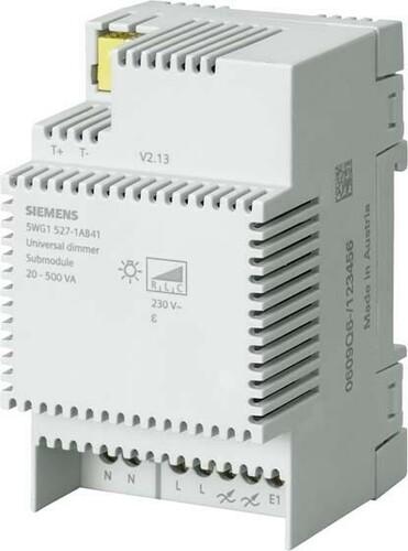 Siemens Indus.Sector Universal-Dimmer N527/41, 20-500VA 5WG1527-1AB41