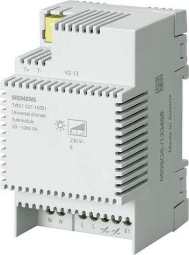Siemens Indus.Sector Universal-Dimmer N527/51, 20-1000VA 5WG1527-1AB51