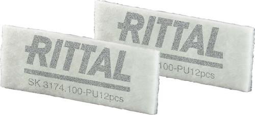 Rittal Ersatzfiltermatte für SK 3138/39/40 SK 3174.100 (VE12)