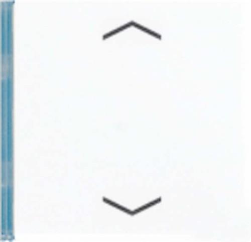 Jung Taste 4-fach alpinweiß Symbol Auf/Ab LS 404 TSAP WW 14