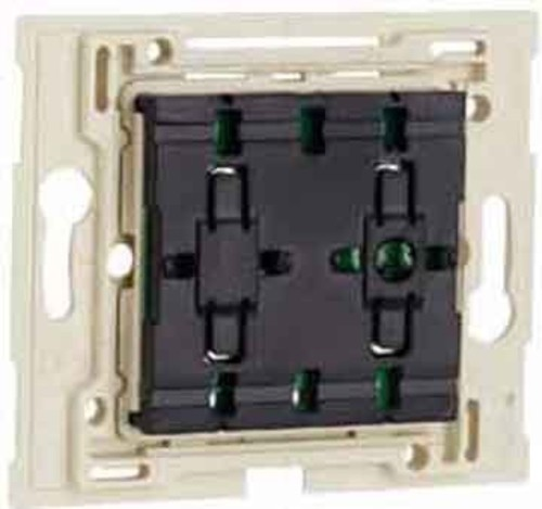 Eaton AP-Taster ohne LED 2-fach CTAA-02/03