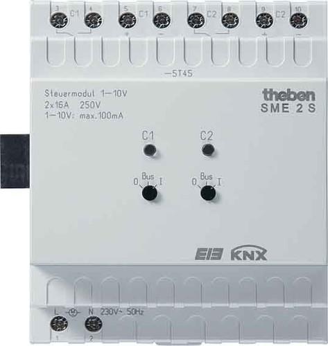 Theben Steueraktor SME 2S KNX
