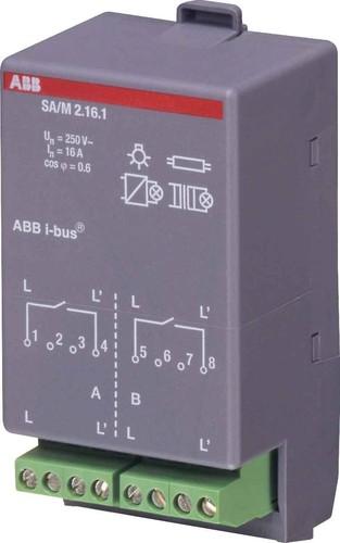 ABB Stotz S&J Schaltaktormodul SA/M2.16.1