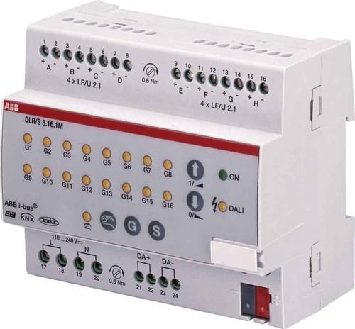ABB Stotz S&J DALI Lichtregler 8-fach REG DLR/S8.16.1M