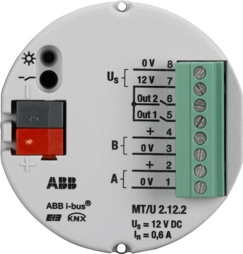 ABB Stotz S&J Sicherheitsterminal 2-fach UP MT/U2.12.2