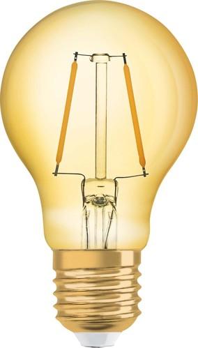 Osram LAMPE LED-Vintage-Lampe E27 2400K 1906LEDCA222,5824FGD