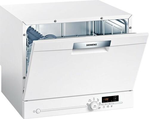 Siemens MDA Geschirrspüler IQ300,HomeConnect SK26E222EU weiß
