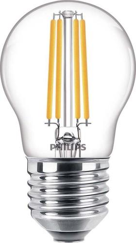 Philips Lighting LED-Tropfenlampe E27 2700K klar CLALEDLust #64920300
