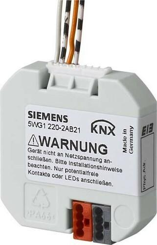 Siemens Indus.Sector Tasterschnittstelle 5WG1220-2AB21