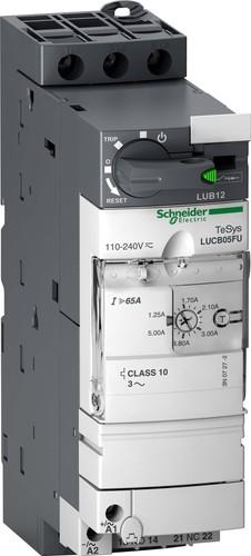 Schneider Electric Grundgerät 1 Drehrichtung, 12A LUB12