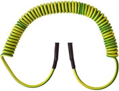 Gifas Electric Wendelleitung 1x10qmm grün-gelb 41100 POTIFLEX