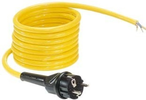 Gifas Electric Geräteanschlußleitung 3m 2x1,0qmm K 3 4210 LEUCHTFLEX