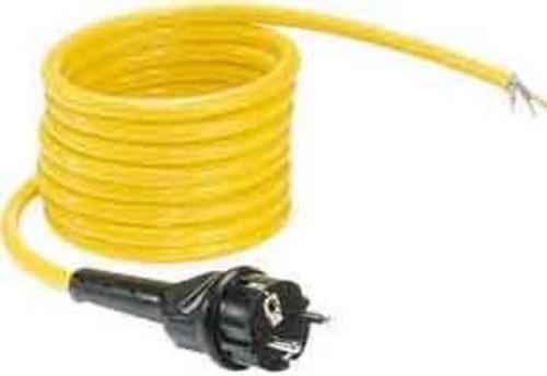 Gifas Electric Geräteanschlußleitung gelb 5m, 3x1qmm K 5 4310 #211890