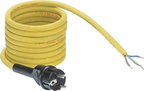 Gifas Electric Geräteanschlußleitung gelb 10m 3x1,5qmm K10 4315 PROFLEX H07