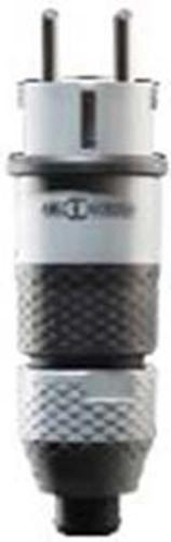 ABL Sursum 2KT-Schuko-Stecker gr/sw 2,5 qmm 1529160