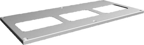 Rittal Dachblech BT: 850x400mm SV 9681.594