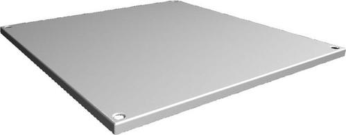 Rittal Dachblech BT: 600x600mm, IP 55 SV 9681.666