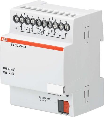 ABB Stotz S&J Jalousieaktor 2-fach ch verriegelt JRA/S2.230.1.1
