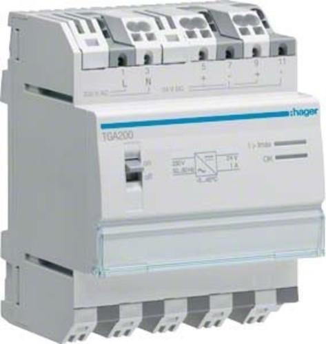 Hager Spannungsversorgung 24VDC TGA200