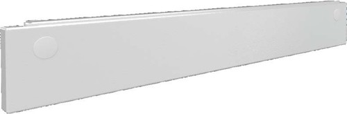 Rittal Frontblende unten, BH: 600x100mm SV 9682.336