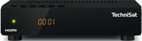 TechniSat DVB-S HDTV-Receiver TECHNISATHDS222 sw