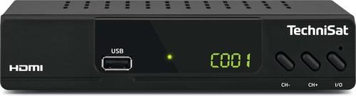 TechniSat DVB-C HDTV-Receiver TECHNISATHDC232 sw