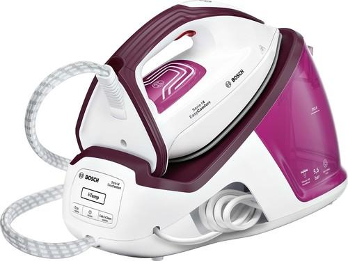 Bosch SDA Dampfstation Serie 4 EasyComfort TDS4020 weiß/lavendel