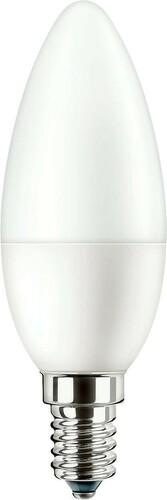Philips Lighting LED-Kerzenlampe E14 matt CorePro can#31240100
