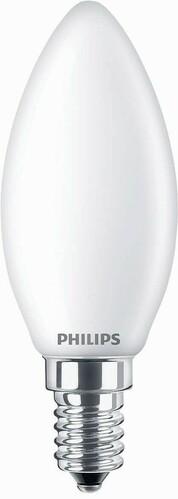 Philips Lighting LED-Kerzenlampe E14 matt Glas CorePro LED#34679600