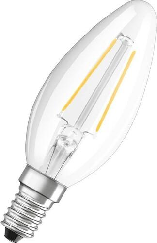 Osram LAMPE LED-Kerzenlampe E14 827 LEDPCLB252,5W827FE14