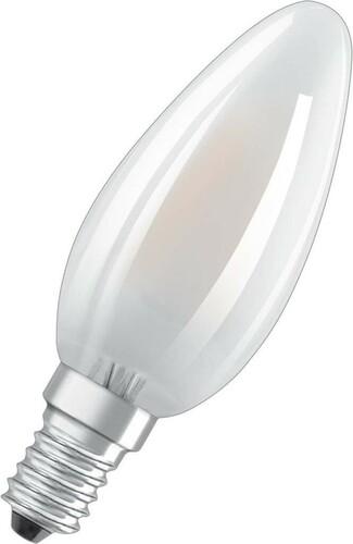 Osram LAMPE LED-Kerzenlampe E14 827 LEDPCLB404827GLFRE14