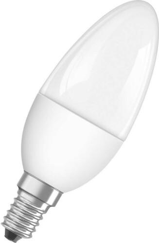 Osram LAMPE LED-Kerzenlampe E14 827, dim. LEDPCLB40D4,9827FE14